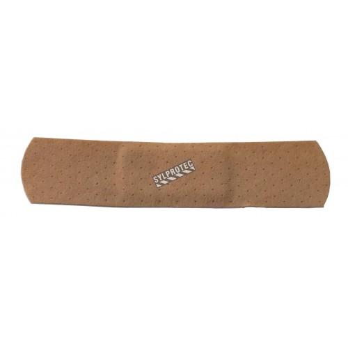 Pansements 3M Nexcare sans latex, résistants à l'eau, 2.5 x 7.5 cm (1 x 3 po), 80/bte.