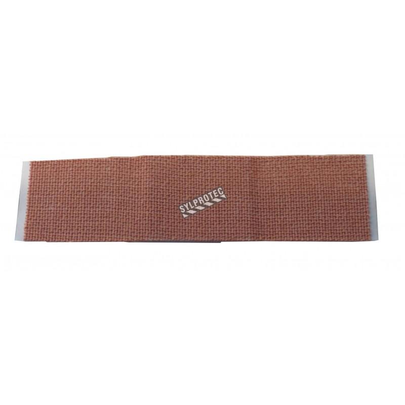 Pansements en tissu élastique, 2.2 x 7.5 cm (7/8 x 3 po), 100/bte.