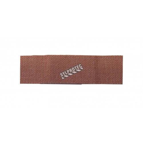 Elastic fabric bandages, 3.75 x 2.2 cm (1.5 x 7/8 in), 50/box.