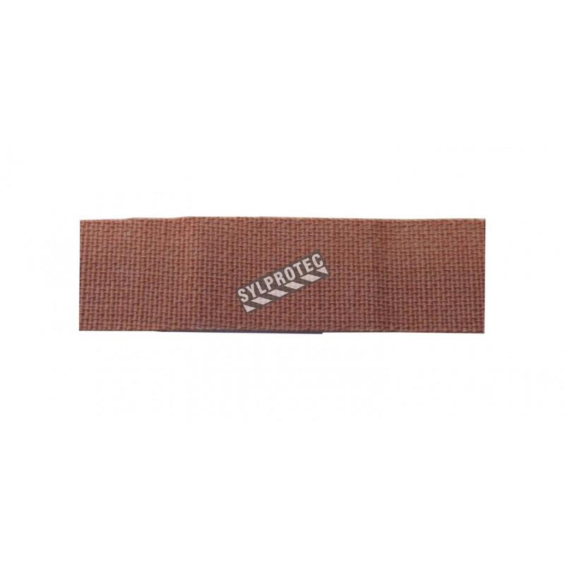 Pansements en tissu élastique, 3.75 x 2.2 cm (1.5 x 7/8 po), 50/bte.