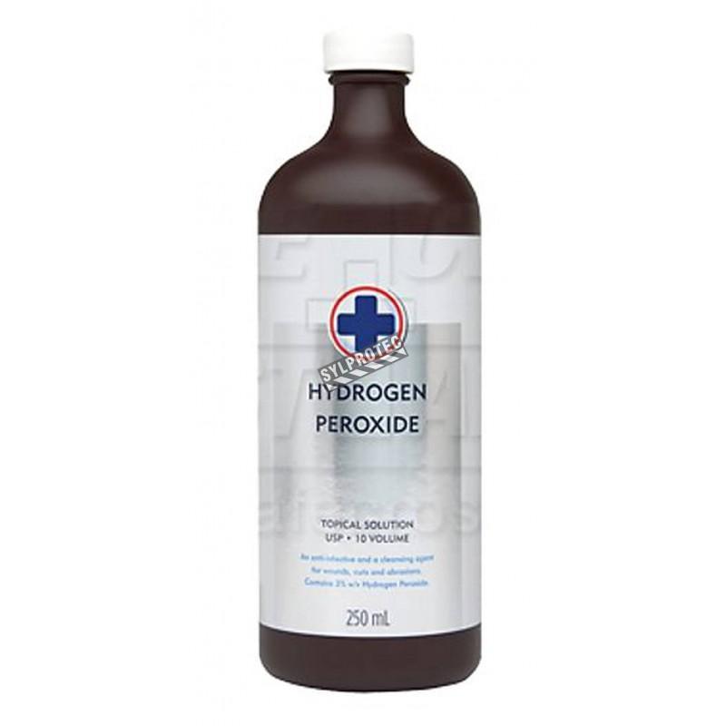 Peroxide d'hydrogène