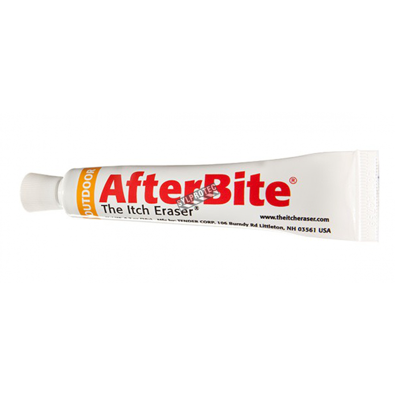 After Bite gel for insect stings and bites, 20 g (0.7 oz).