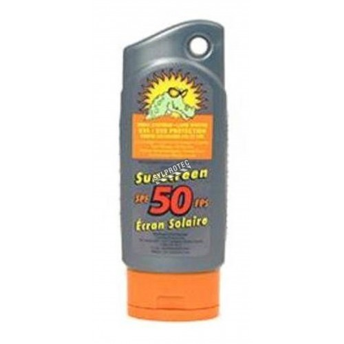 Croc bloc sunscreen lotion SPF 50, 120 ml
