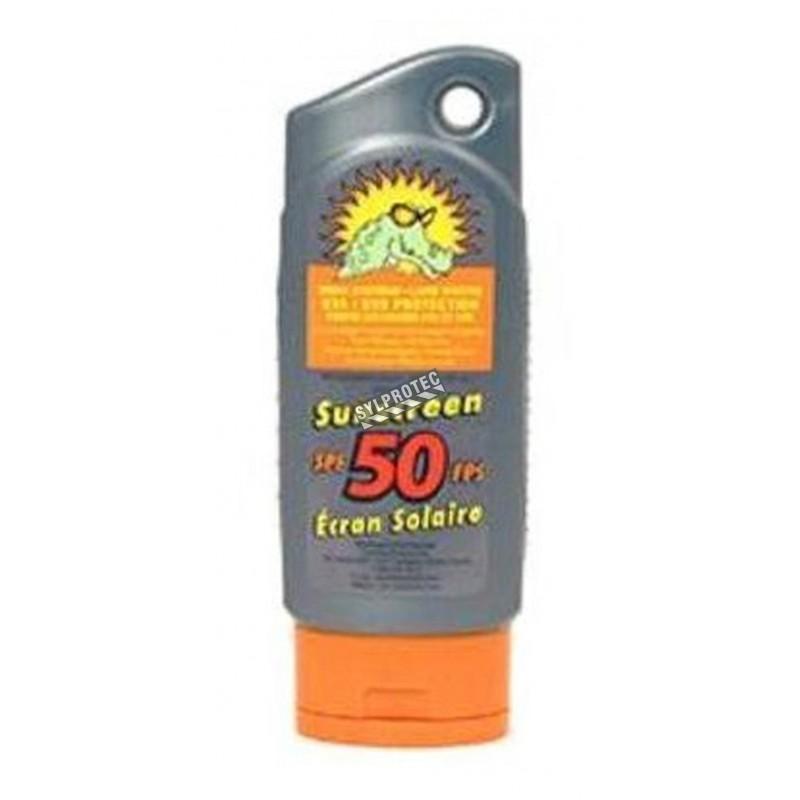Croc bloc sunscreen lotion SPF 50, 120 ml