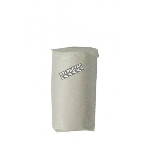 Sterile roll of gauze bandage, 2 in x 30 ft, sold individually.