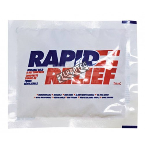 Reusable cold or hot pack, 10 x 12 in.