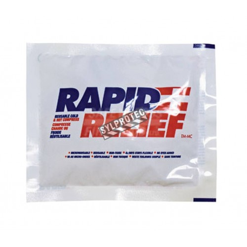 Reusable cold or hot pack, 5 x 10 in.