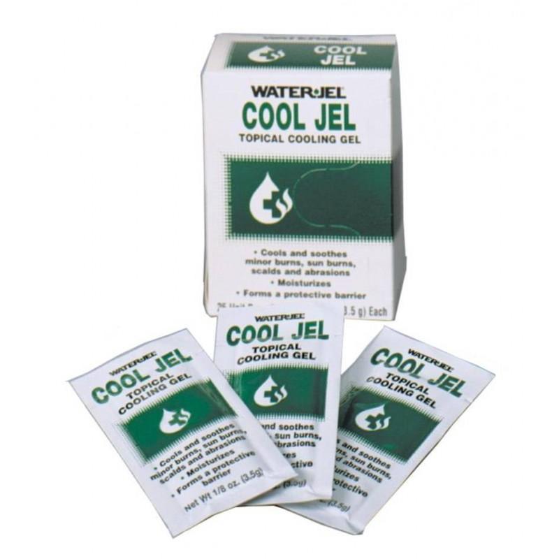 Cool Jel Burn Gel Packets 3 5 G 6 Box