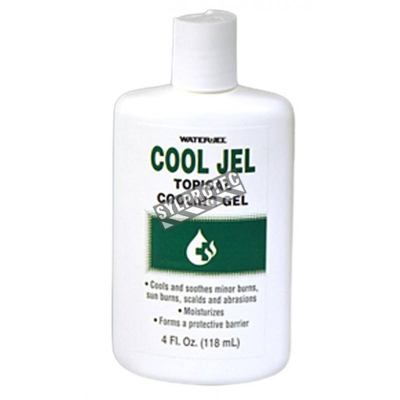 Gel rafraîchissant pour brûlures Cool Jel, 120 ml.