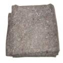 Couverture de sauvetage et en cas de sinistre, 50% laine et 50% polyester, 150 x 210 cm (59 x 83 po).
