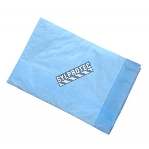 Piqués jetables pour l'incontinence ou pour absorber l'exudat, 18 po x 24 po, 300/pqt.