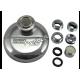 Douche oculaire eyePod pour robinet, avec valve anti-brûlure, approuvée ANSI Z358.1.