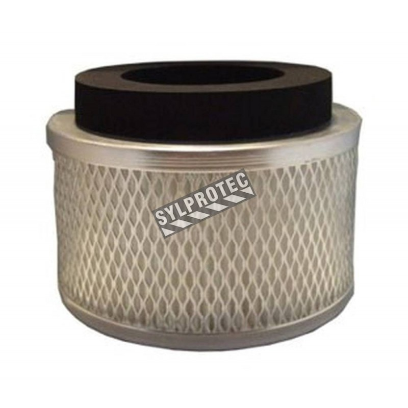 hepa filter for hazvac ec 12 industrial canister vacuum cleaner filter for particles down to 03 m with 9997 efficiency