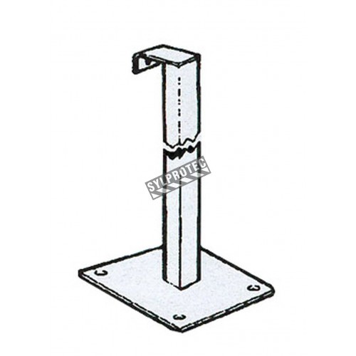 2 in X 2 in. extra durable post, length to be specifed.