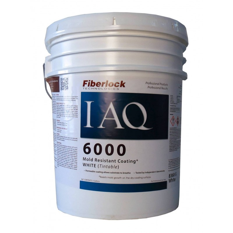 Heavy Duty Coating : Mold resistant coating for the prevention of growths