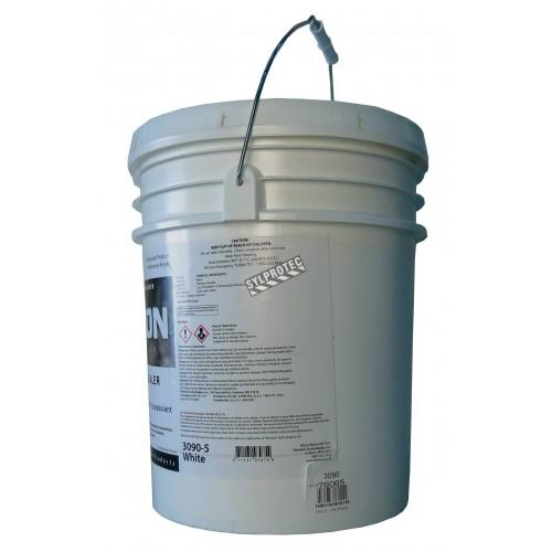 Produit encapsulant à base de dioxyde de titane & d'alcool puissant pour le traitement des odeurs de fumée. 5 gal US/seau.