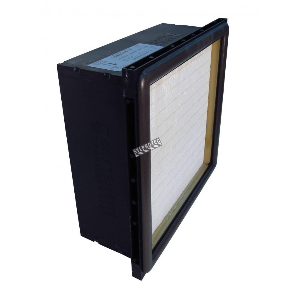Filtre hepa pour purificateur d air predator 750 16 x 16 x 6 - Purificateur d air filtre hepa ...