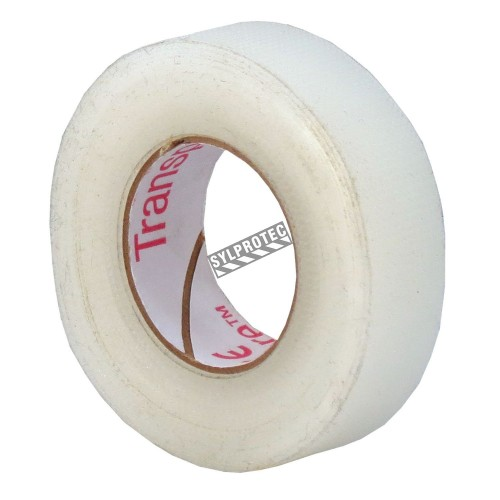Transpore latex-free hypoallergenic adhesive tape, 0.5 in x 30 ft.