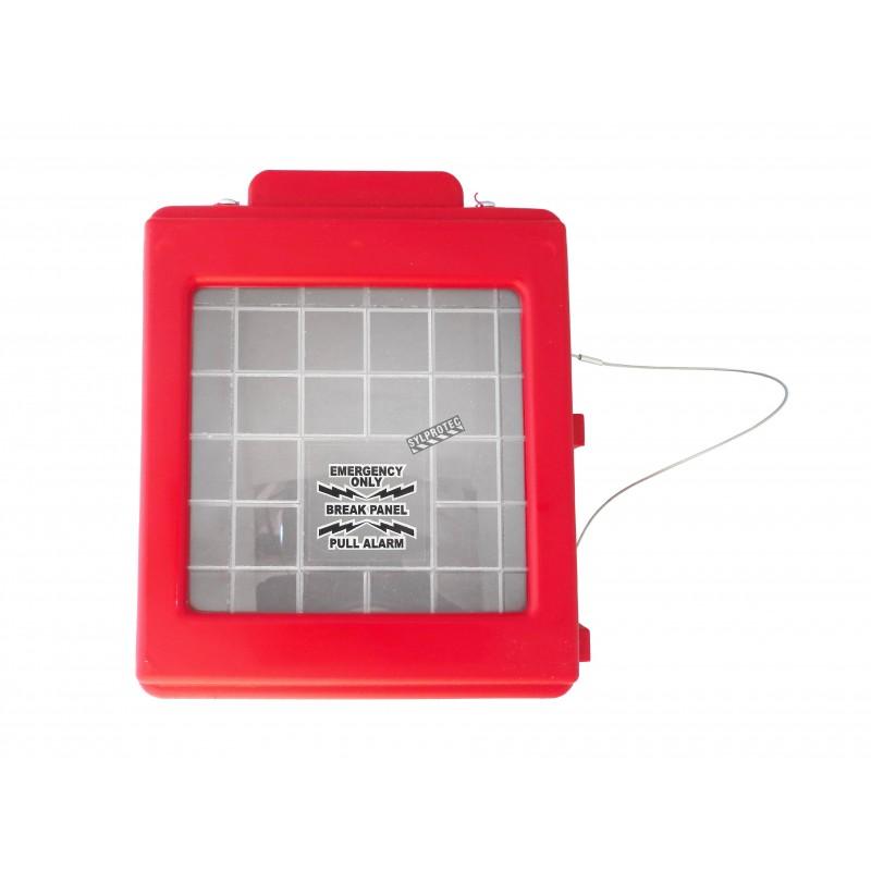 Couvercle par CATO en polyéthylène avec instructions en anglais seulement pour station manuelle encastrée