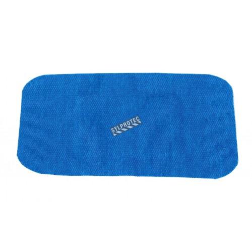 Pansements en tissu bleu détectables, 5 x 7.5 cm (2 x 3 po), 50/bte.
