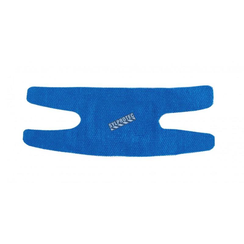 Pansements en tissu bleu détectables pour articulations, 3.8 x 7.5 cm (1.5 x 3 po), 50/bte.