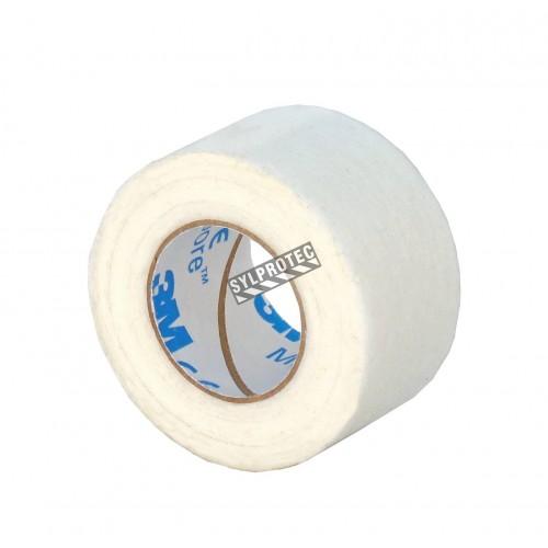 Ruban adhésif sans latex hypoallergénique Micropore, 1 po x 30 pi.