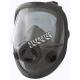 Masque complet de protection respiratoire de série 5400 de North pour filtres & cartouches de série N de North.