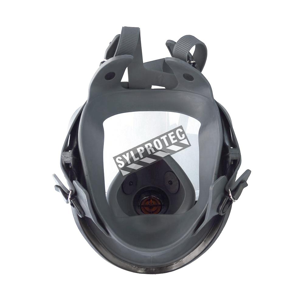 masque complet de protection respiratoire s rie 5400 de north. Black Bedroom Furniture Sets. Home Design Ideas