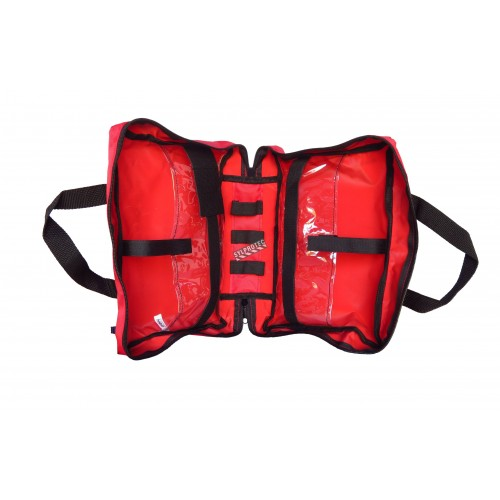 Empty nylon bag for TRAUMAV first aid kit.