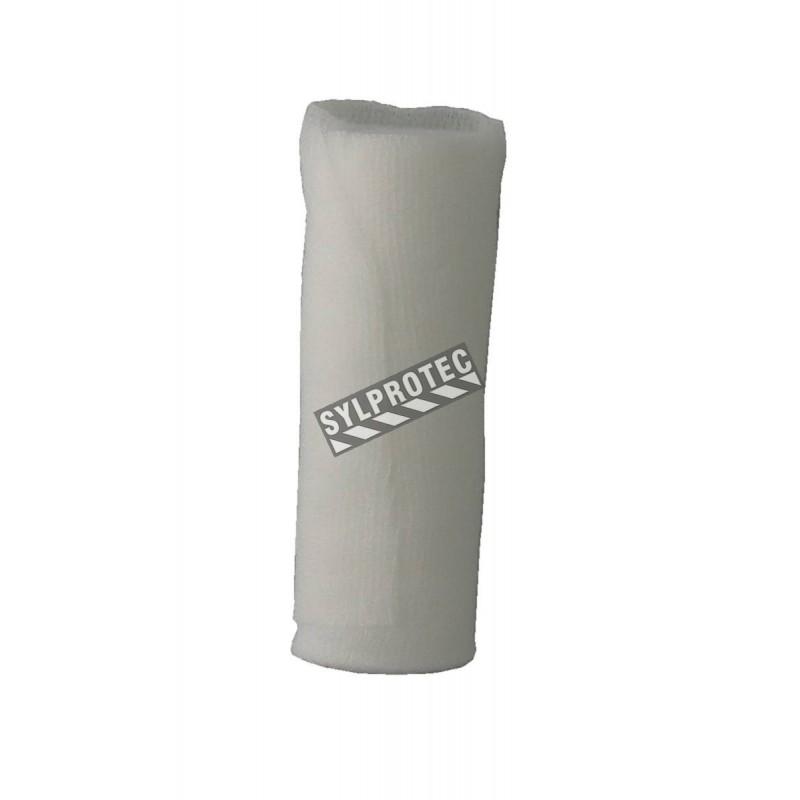 Rouleau de gaze stérile extensible (KLEEN), 4 po x 12 pi, vendu à l'unité.