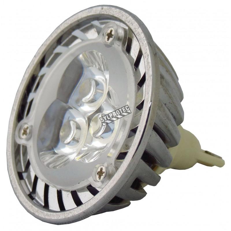 Led light for emergency ligting, 4 V to 30 Volt DC