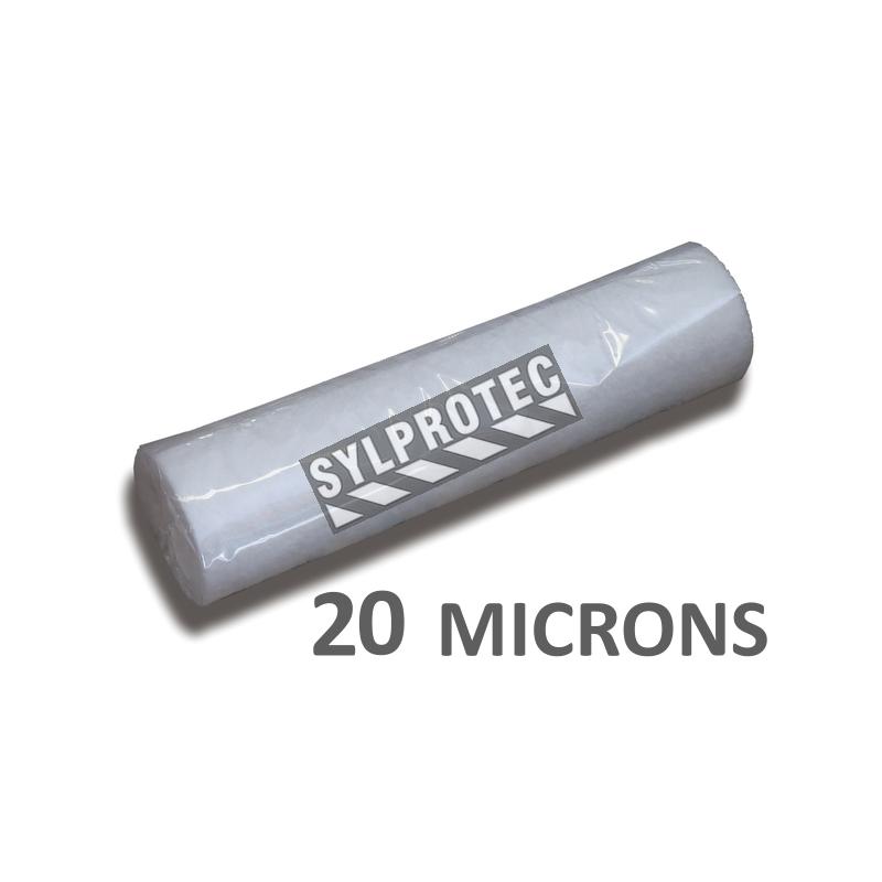 Filtre primaire de particule de 20 m et pour pompe de for Filtre pour pompe a eau