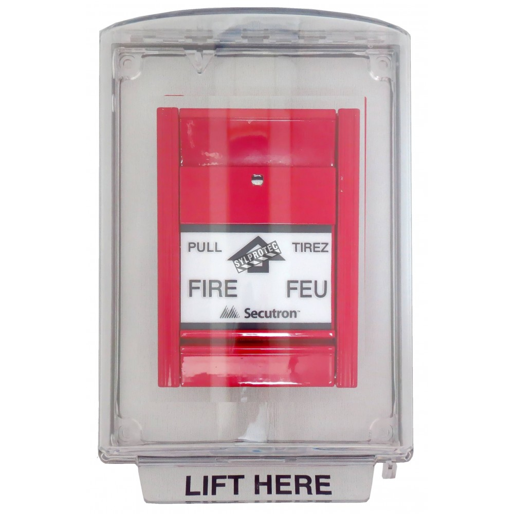 alarme incendie en anglais