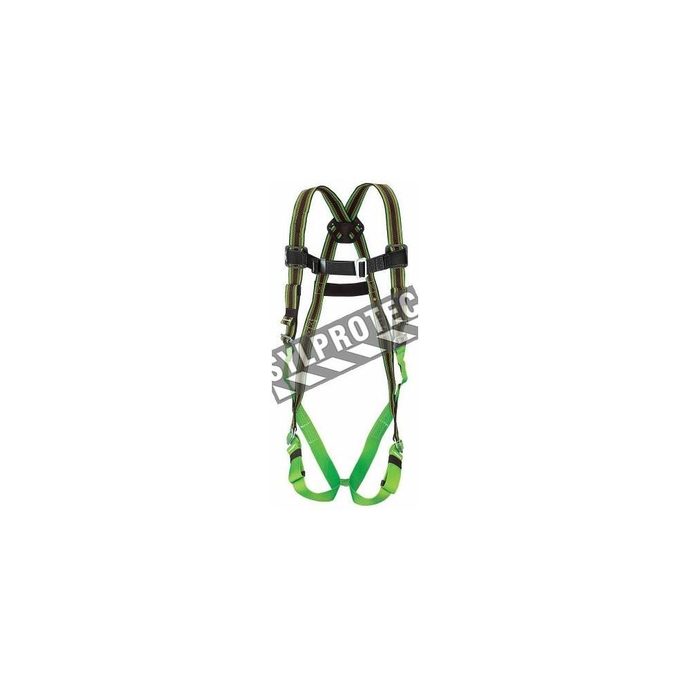 Miller Duraflex Ultra Harness Csa Class A With 1 Back D