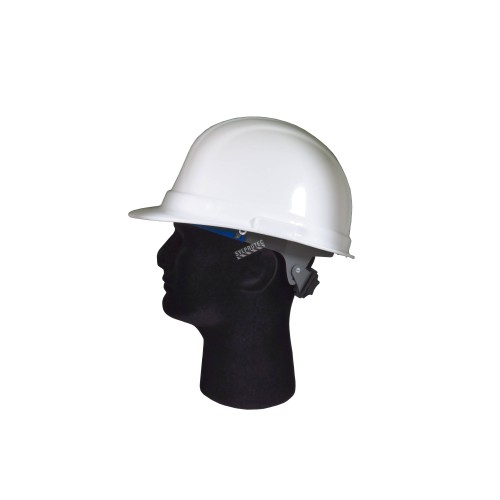 Erb Safety Liberty hard hat CSA   ANSI/ISEA type 1 class E approved equipped with a swivel head suspension Sold individually