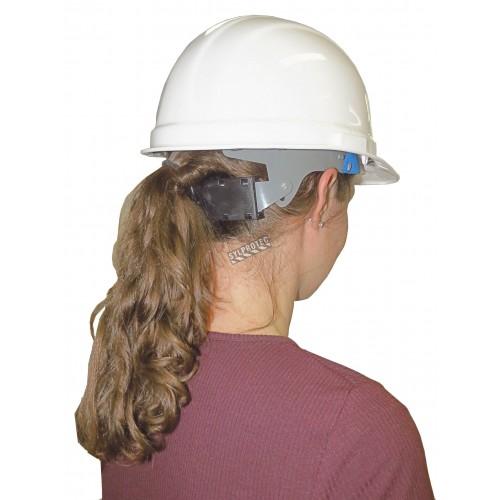 Casque de sécurité Omega II certifié CSA & ANSI type 2 & classe E avec coiffe à bascule. Vendu à l'unité