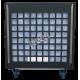 Purificateur d'air portable BULLDOG à vitesse variable. Débit de 600 cfm à 1800 cfm pour désamiantage et décontamination