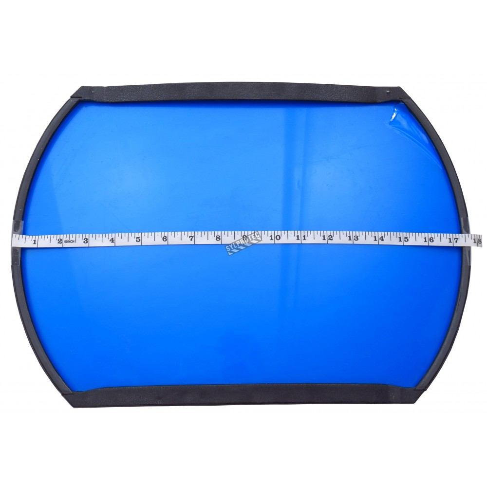 Acrylic Rectangular Convex Mirror Amp Adjustable Arm 160