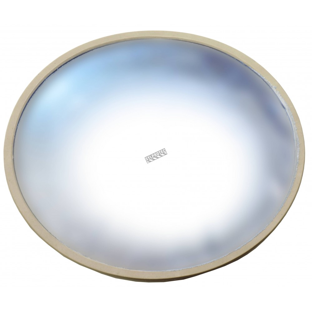 Acrylic round convex mirror with adjustable arm 100 for Convex mirror