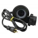 Pièce motrice (moteur souffleur) pour système à épuration d'air motorisé Powerflow de 3M. Fourni un débit minimum de 4 pi³/min.
