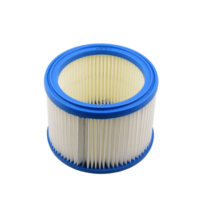 """HEPA filter for HEPA-AIRE industrial canister vacuum cleaner. 16""""X16""""X4"""" filter for capturing particles 0.3 µm & bigger"""