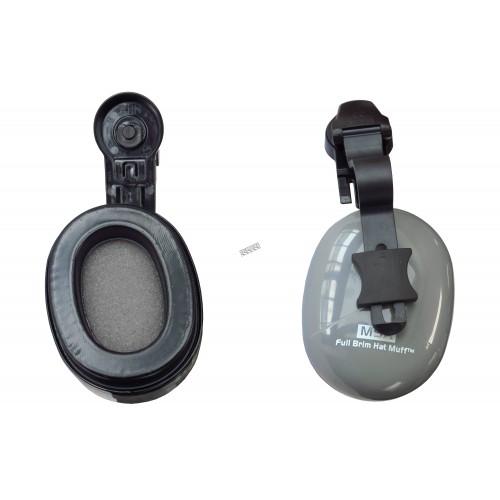 MSA SoundControl SH ear muff for full brim hat, NRR 25 dBA.