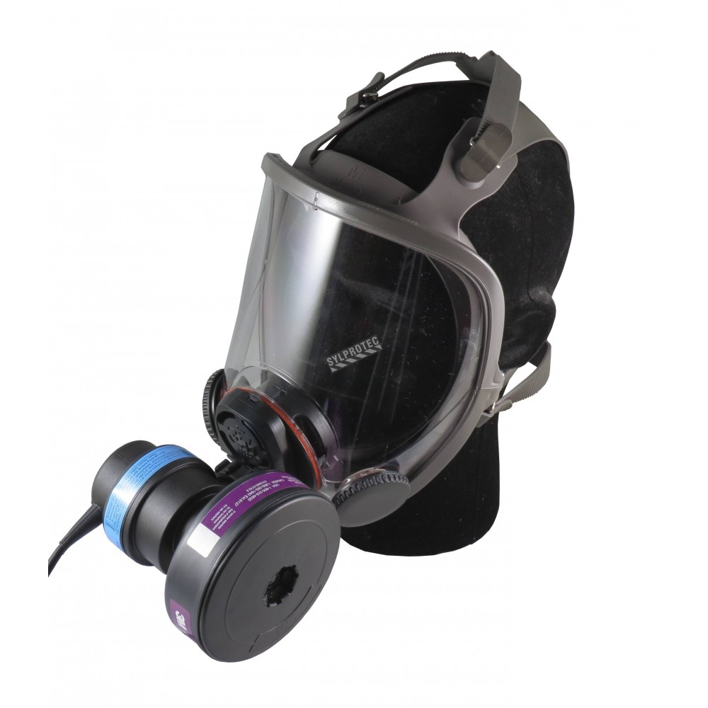 3m Powerflow Face Mounted Powered Air Purifying Respirator
