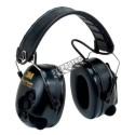 3M TacticalPro, coquille antibruit permettant d'avoir une conversation avec un collègue