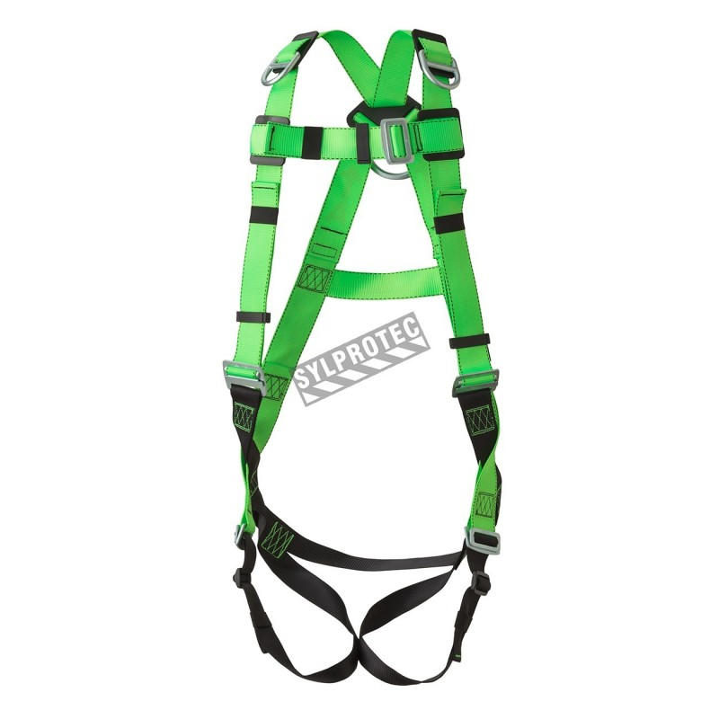 Peakworks harness for ladder, controlled descent and confined space, extendable back D-ring. CSA groups A, P,L, E.