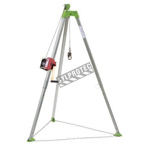 Peakworks confined Space Kit: Tripod, 3-Way 60' (18 M)