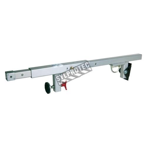 Dispositif d'ancrage amovible à installer dans un cadre  de porte ou fenêtre