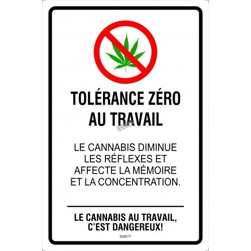 Affiche bilingue «Interdiction de fumer et vapoter à moins de 9 mètres»