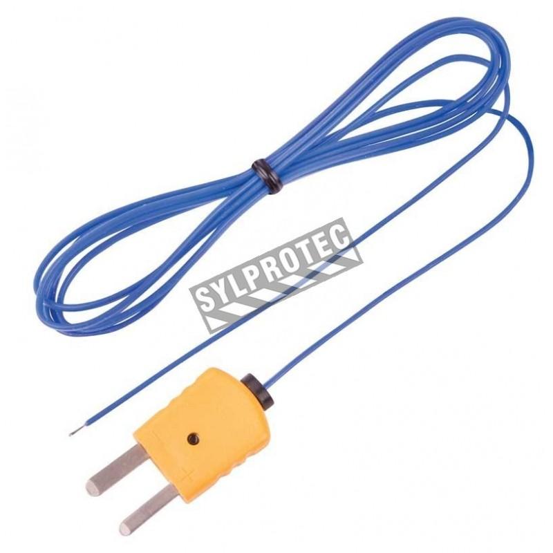 Type K Thermocouple Wire Probe.