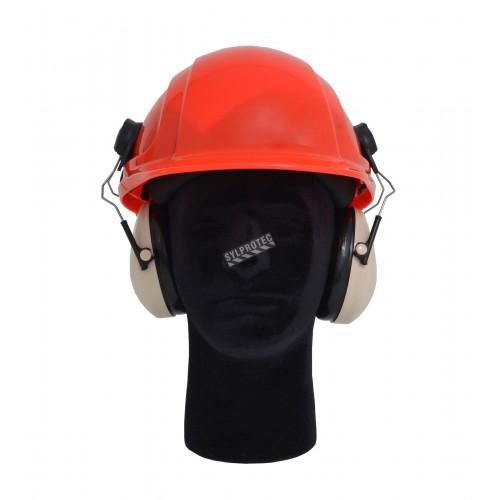 Coquille antibruit 3M pour casque de sécurité, 21 dB, Optime 95